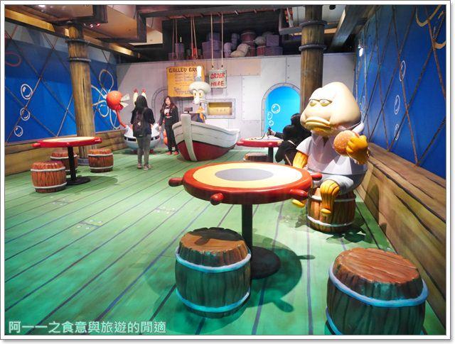 捷運中正紀念堂景點櫻花海綿寶寶暢遊比奇堡特展image041