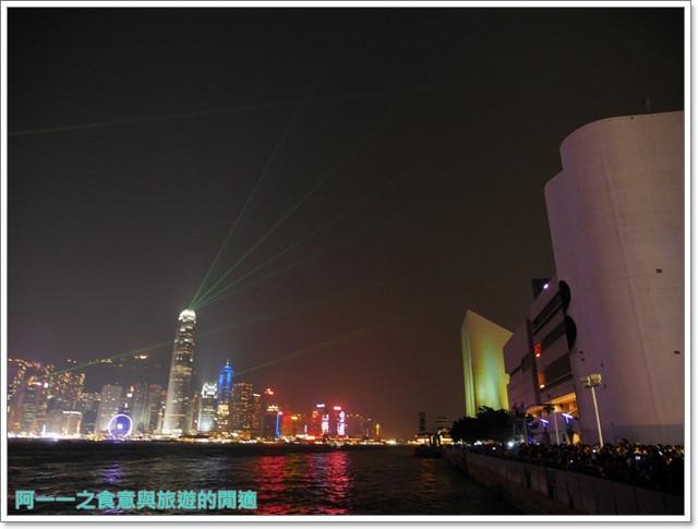 香港維多利亞港燈光秀星光大道幻彩詠香江夜景image026