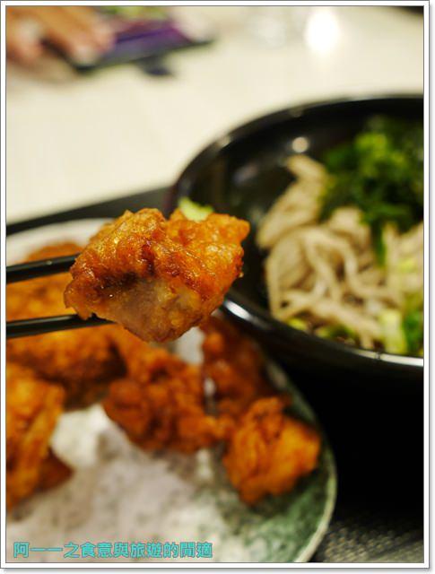台中新光三越美食名代富士蕎麥麵平價炸物日式料理image029