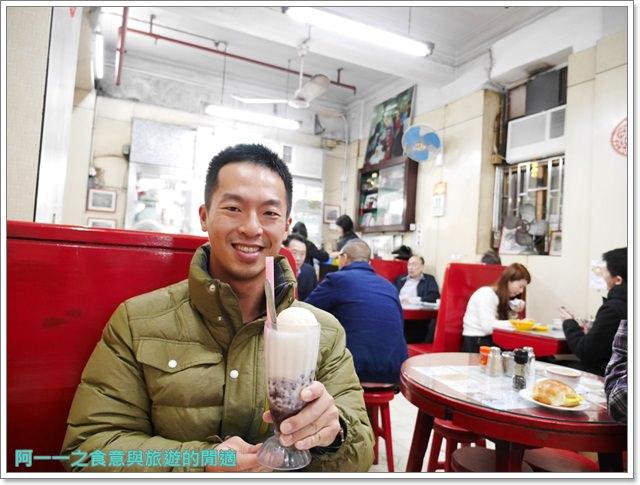 海安咖啡室.香港上環美食.早餐.菠蘿油.懷舊冰室image028