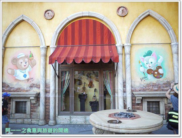 東京迪士尼海洋美食duffy達菲熊午餐秀gelatoniimage003