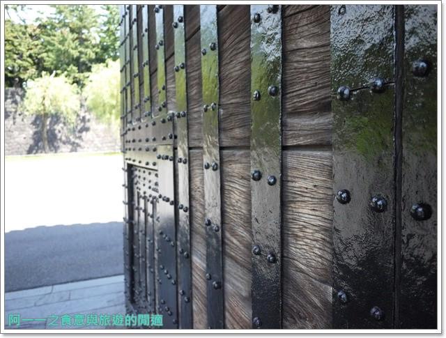 日本東京旅遊自助皇居外苑二重橋櫻田門和田倉噴水公園image014