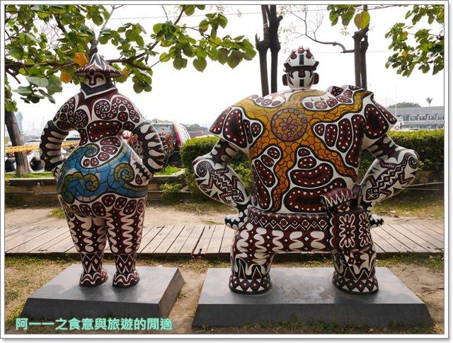 高雄旅遊.駁二藝術特區.捷運西子灣站景點.小火車image027