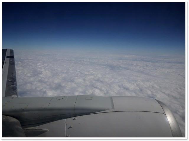 關島天君航空 無邊無際的天空~阿一一帛琉藍色海洋之旅