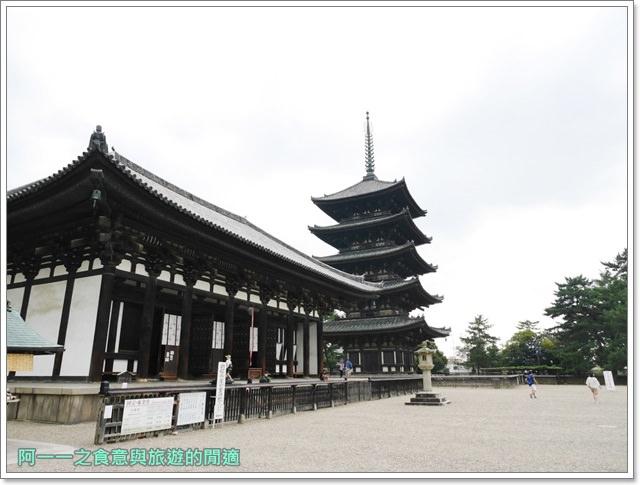 奈良.斑鳩一日卷.鹿.猿澤池.興福寺.五重塔image028