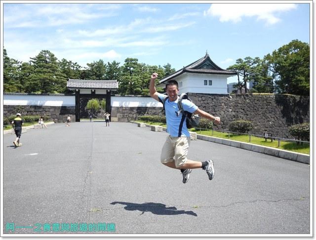 日本東京旅遊自助皇居外苑二重橋櫻田門和田倉噴水公園image007