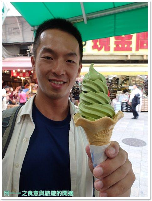 東京上野美食阿美橫町光麵拉麵抹茶藥妝魔法布丁日本自助旅遊image016