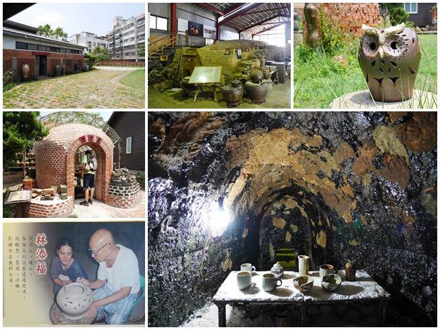 苗栗竹南景點 竹南蛇窯古窯生態博物館~認識台灣陶藝之美,依然創作不綴的陶藝樂園