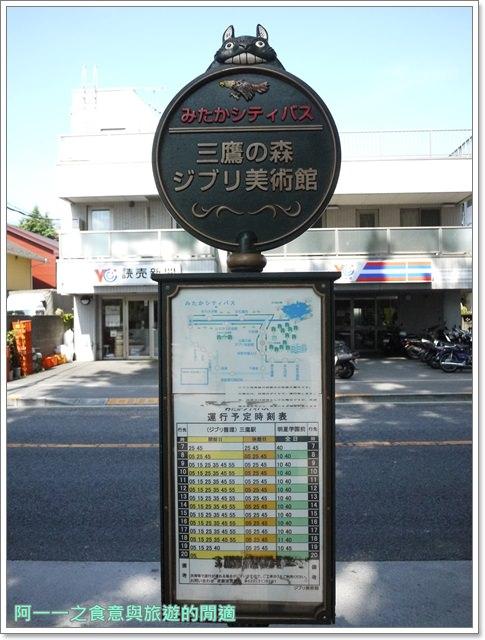 三鷹之森吉卜力宮崎駿美術館日本東京自助旅遊image009