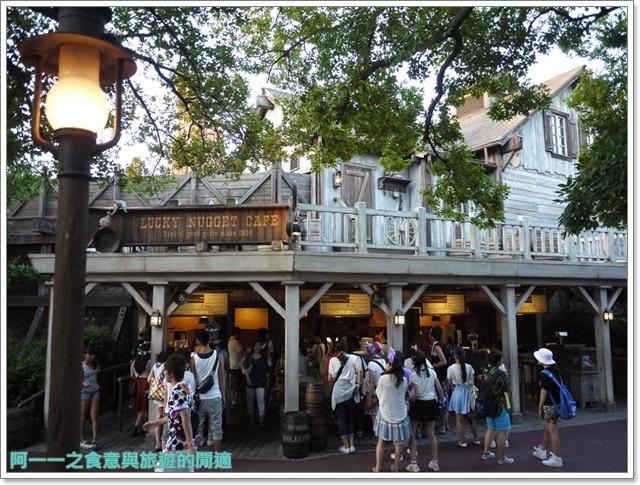 東京迪士尼樂園美食午餐秀煙燻火雞腿波里尼西亞草壇餐廳image045