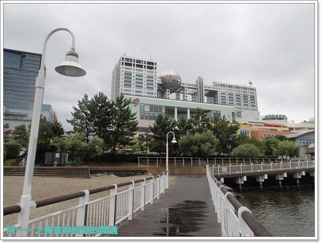 東京景點御台場海濱公園自由女神像彩虹橋水上巴士image034
