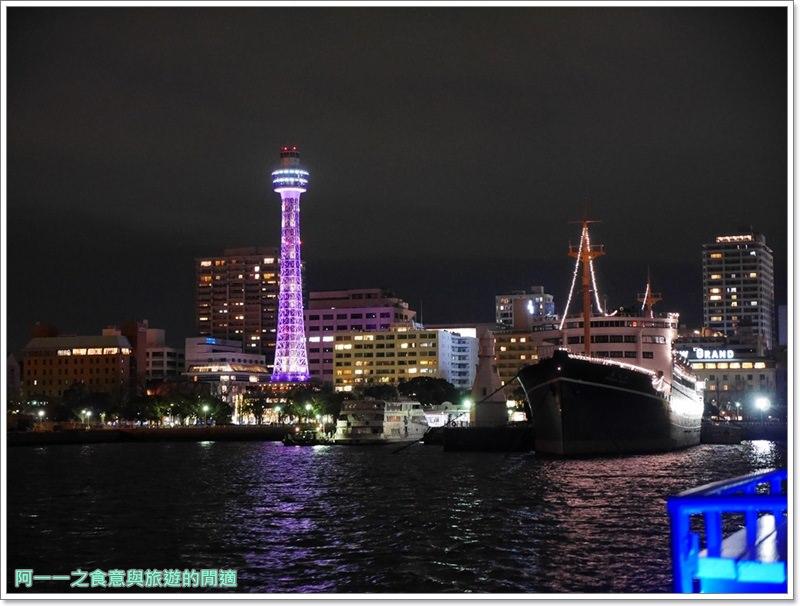 橫濱港夜景.veltra.東京旅遊.觀光船.日劇.浪漫image033