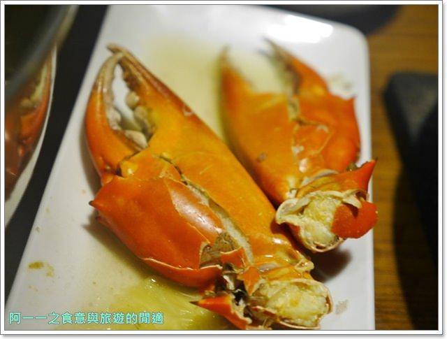 捷運東門站永康街美食宅涮涮鍋海鮮螃蟹大沙母image057