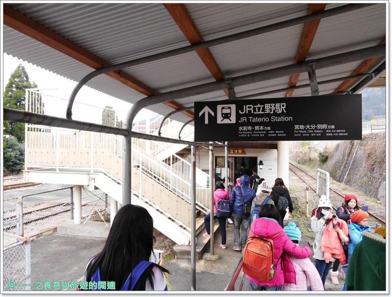 南阿蘇鐵道.阿蘇猿劇場.日本九州旅遊image056