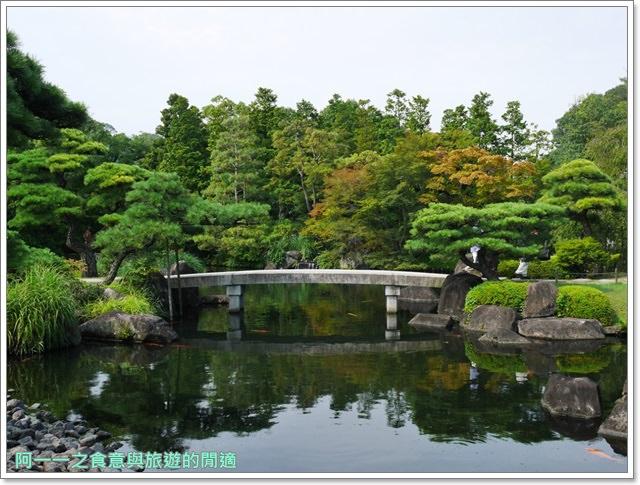 姬路城好古園活水軒鰻魚飯日式庭園紅葉image044