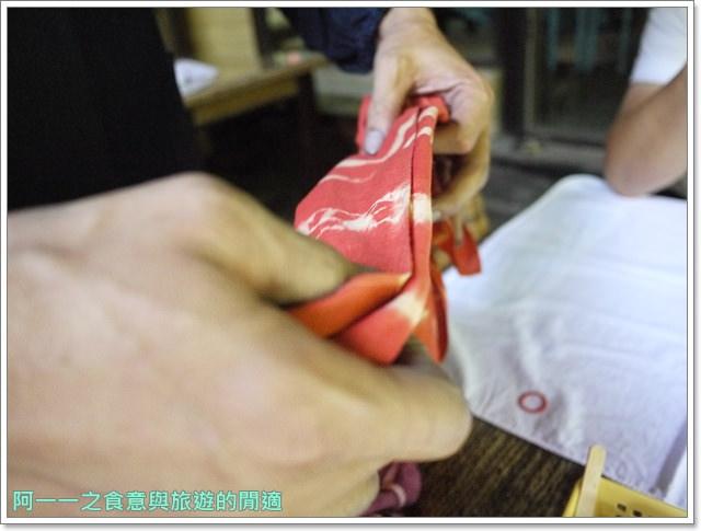藍染DIY苗栗三義旅遊卓也小屋民宿image035