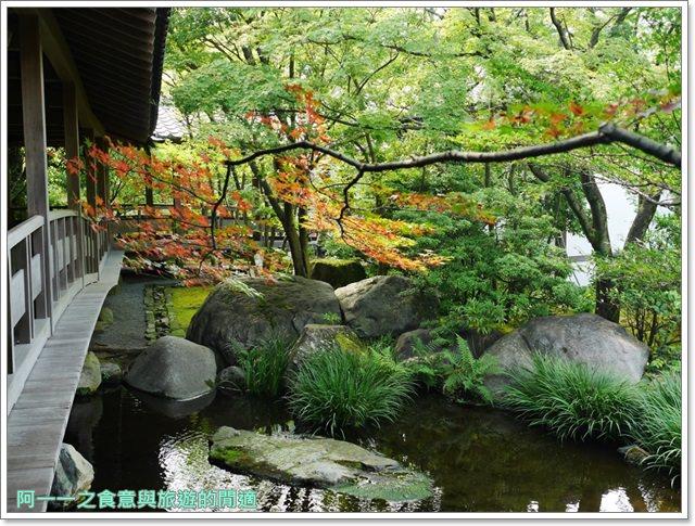 姬路城好古園活水軒鰻魚飯日式庭園紅葉image036