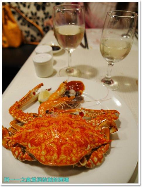 台北車站美食凱撒大飯店checkers自助餐廳吃到飽螃蟹馬卡龍image066