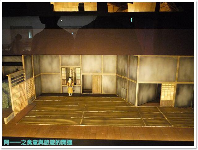 日本東京自助景點江戶東京博物館兩國image075