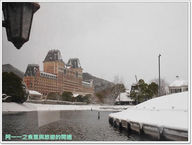 九州旅遊.豪斯登堡.光之王國.雪.日本.主題樂園image021