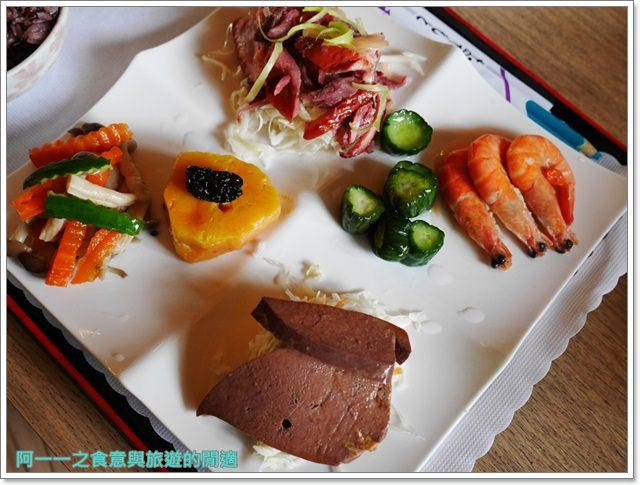 宜蘭羅東美食老懂文化館日式校長宿舍老屋餐廳聚餐下午茶image036