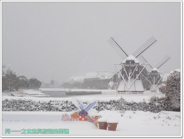 九州旅遊.豪斯登堡.光之王國.雪.日本.主題樂園image005