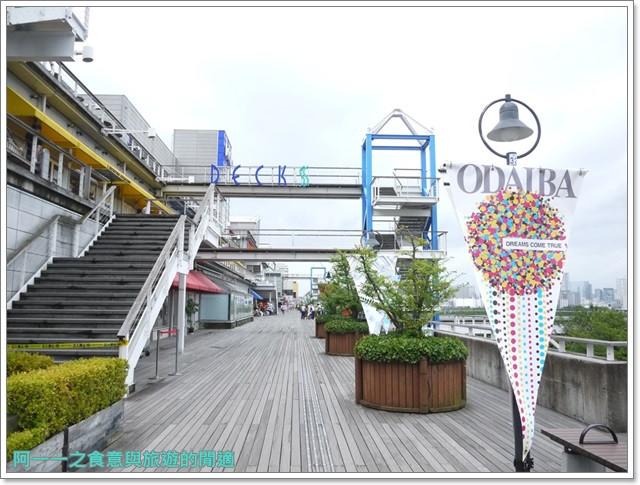 東京景點御台場海濱公園自由女神像彩虹橋水上巴士image008