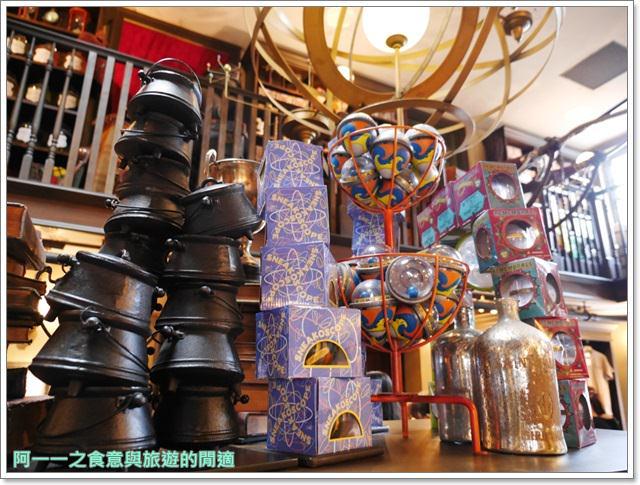 哈利波特魔法世界USJ日本環球影城禁忌之旅整理卷攻略image052