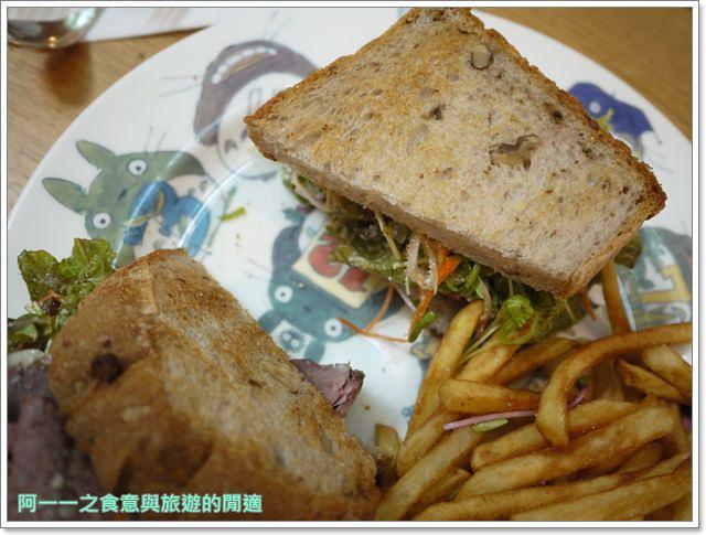 東京美食三鷹之森宮崎駿吉卜力美術館下午茶草帽咖啡館image018
