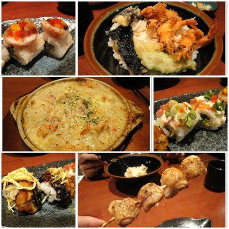 台北士林 和民居食屋~色香味俱全的日式美食饗宴