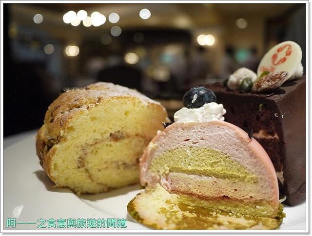 台北下午茶吃到飽蛋糕歐華酒店image077