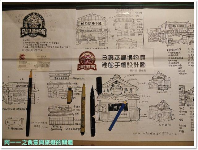 台北西門町景點日藥本舖博物館老屋昭和時期免費阿一一image015