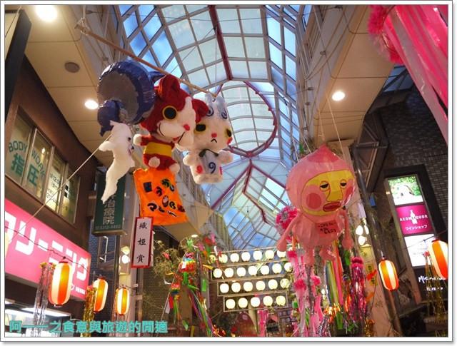 東京祭典阿佐ヶ谷七夕祭り花燈阿佐谷小吃image016