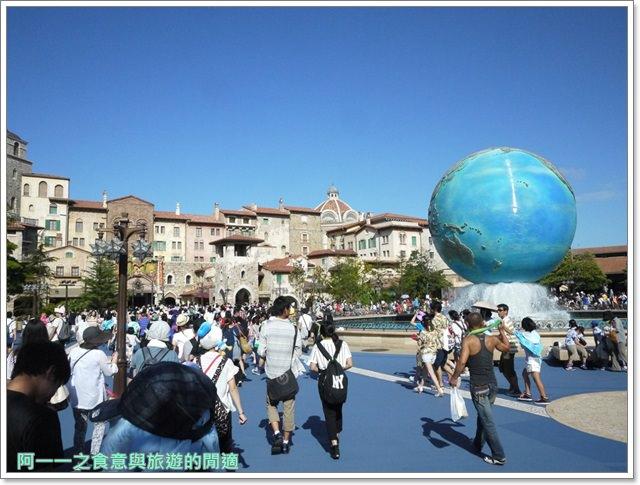 東京迪士尼海洋 Tokyo DisneySea 阿一一image013