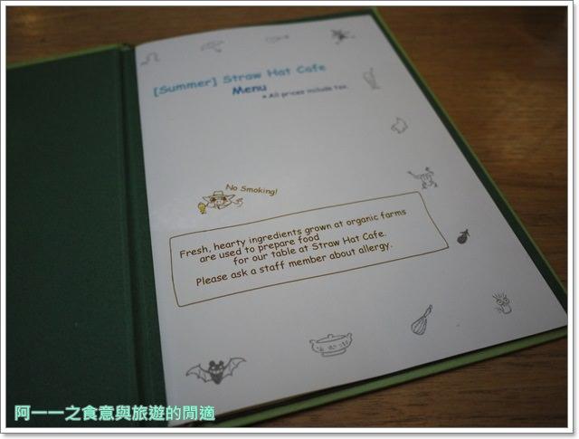 東京美食三鷹之森宮崎駿吉卜力美術館下午茶草帽咖啡館image013