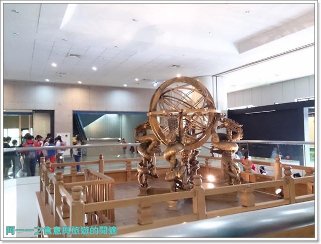 台中親子旅遊景點木乃伊國立自然科學博物館恐龍渾天儀水鐘image039