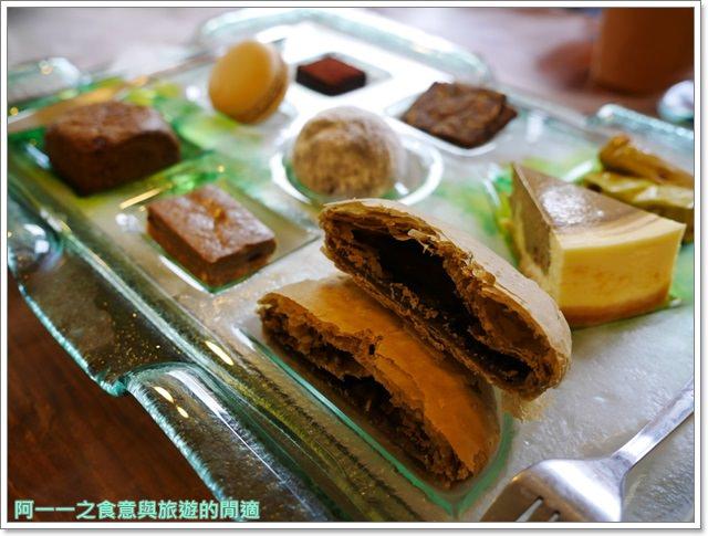 木柵貓空纜車美食下午茶貓茶町鐵觀音霜淇淋夢幻茶菓image049