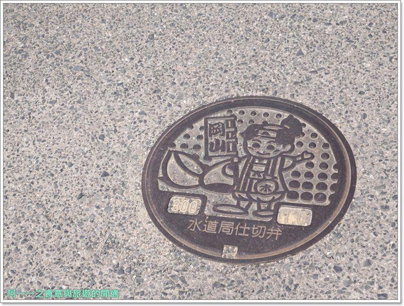 日本岡山旅遊.吉備津神社.桃太郎.迴廊.image013