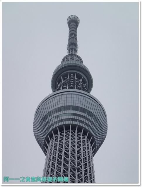 晴空塔天空樹日本東京自助旅遊淺草吾妻橋image041
