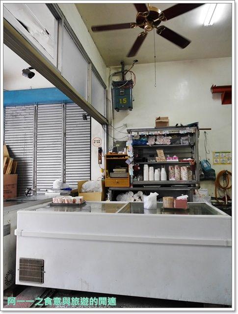 花蓮旅遊壽豐美食豐春冰果店甘蔗冰老店阿一一image011