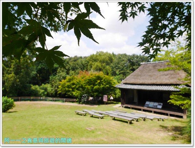 大阪親子景點.日本民家集落博物館.服步綠地.古蹟.老屋image069