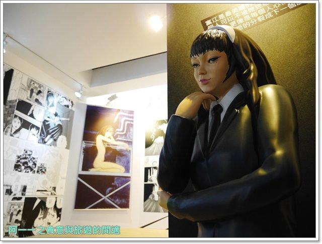 伊藤潤二恐怖美學體驗大展-華山文創園區image023