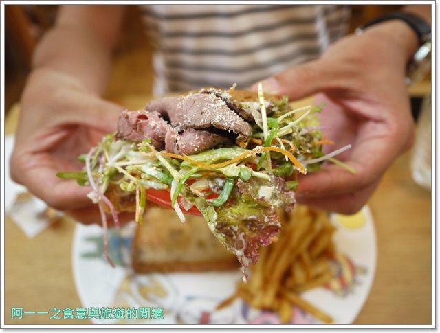 東京美食三鷹之森宮崎駿吉卜力美術館下午茶草帽咖啡館image019