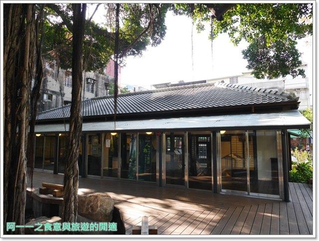 台中文學館.第五市場阿義紅茶冰.日式建築.古蹟.台中文學公園image017