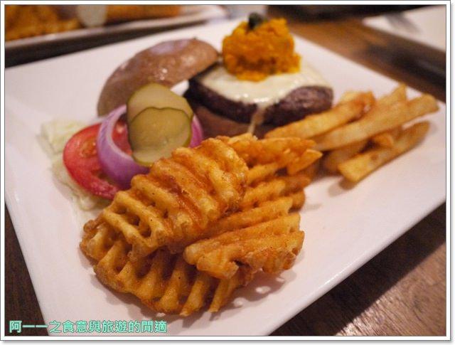 新北新店捷運大坪林站美食漢堡早午餐框框美式餐廳image026