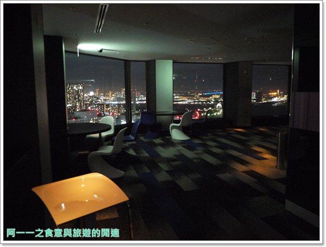 東京景點夜景世界貿易大樓40樓瞭望台seasidetop東京鐵塔image015