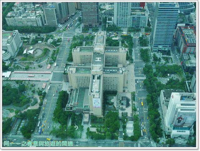 捷運台北101景點89樓觀景台阻尼器摩天大樓image045