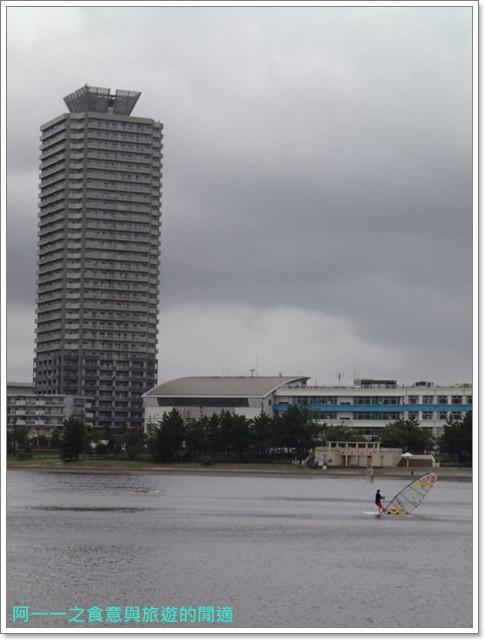 東京景點御台場海濱公園自由女神像彩虹橋水上巴士image014