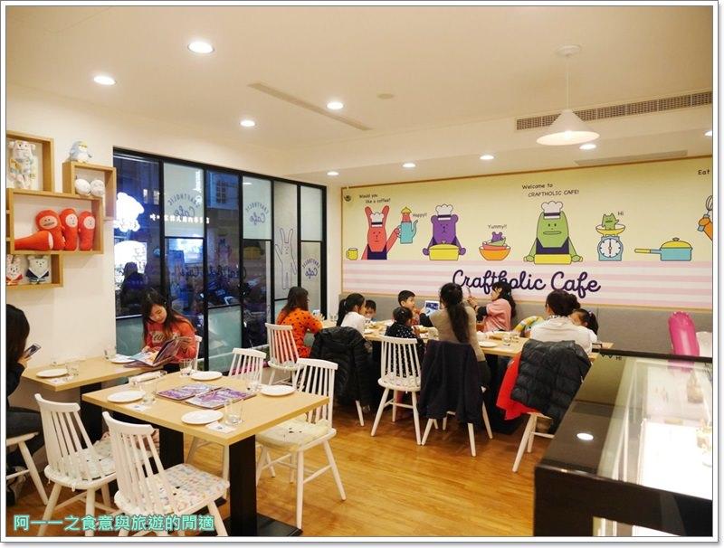 CRAFTHOLIC.Café.宇宙人主題餐廳.東區美食.聚餐.下午茶image019