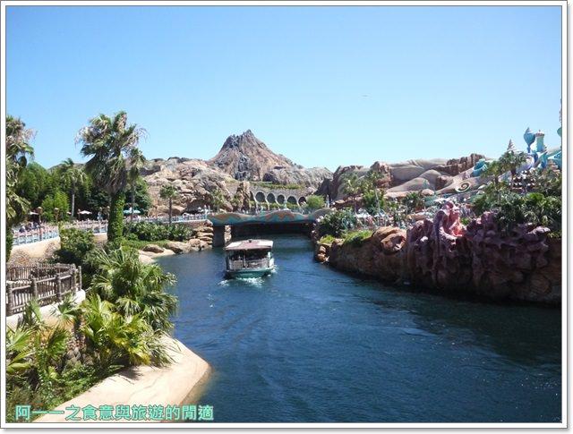 東京迪士尼海洋 Tokyo DisneySea 阿一一image050